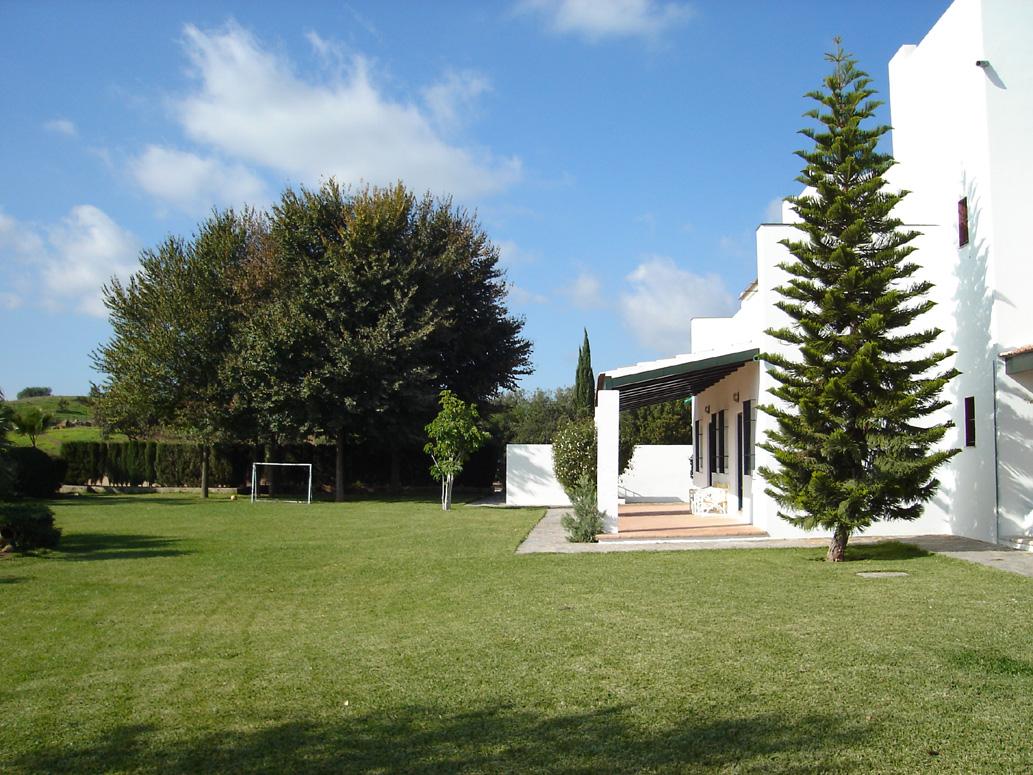Diseño y plantación