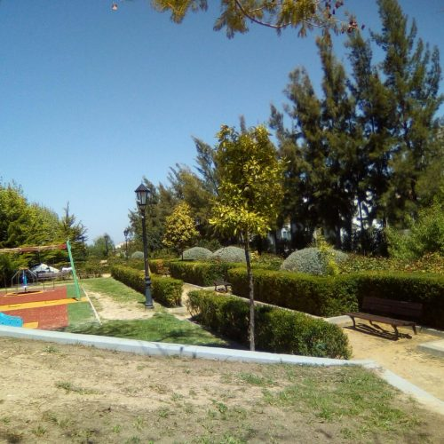 Jardinería y riego