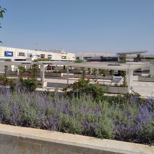 Jardinería en Centro Comercial Way (Dos Hermanas)